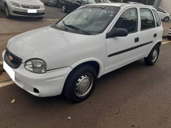 Chevrolet Corsa Wind 1.0 Branco Gasolina 4p Manual 2001