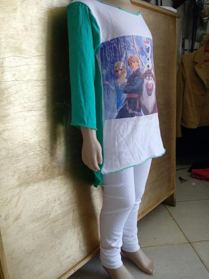 Blusas Y Calzas De Niña Creaciones Asys