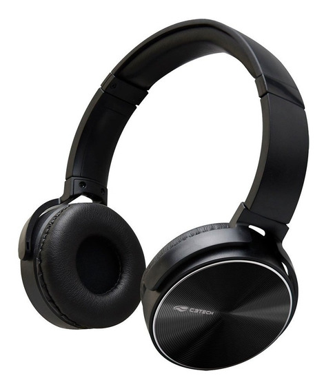 Headset P2 Ph-110bk Preto C3tech