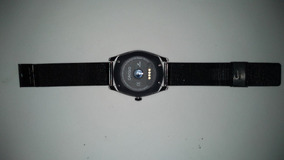 Pulseira Completa Smart Watch Cacgo K89 Metal Preta