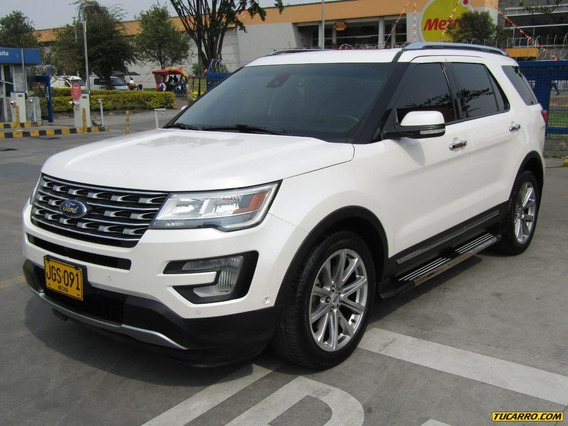 Ford Explorer Limited 4x4 At
