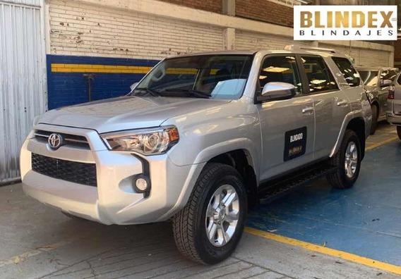Toyota 4runner Sr5 2020 Nueva Blindada 0 Kms