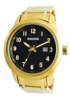 Relógio Magnum Masculino Ma33282u 0