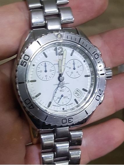 Relógio Breitling Cronógrafo Shark