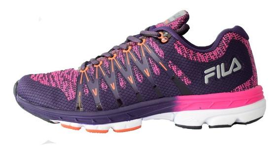 Zapatillas Fila Running Lightness W Mujer