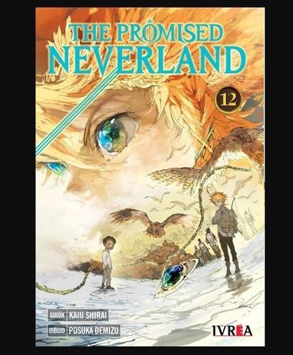 Imagen 1 de 1 de Manga The Promised Neverland Tomo 12 - Argentina