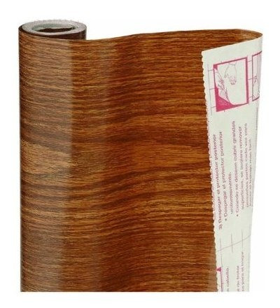 Papel De Contacto Adhesivo Ultra Honey Oak