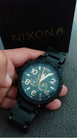 Relógio Nixon Simply 51-30 Verde Militar