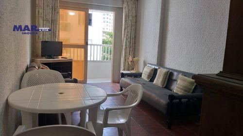 Imagem 1 de 14 de Apartamento A Venda Na Praia Das Pitangueiras , Com Vista Para O Mar - Ap11229