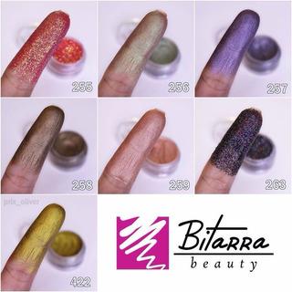 Sombra Asa De Borboleta / Glitter Bitarra Beauty