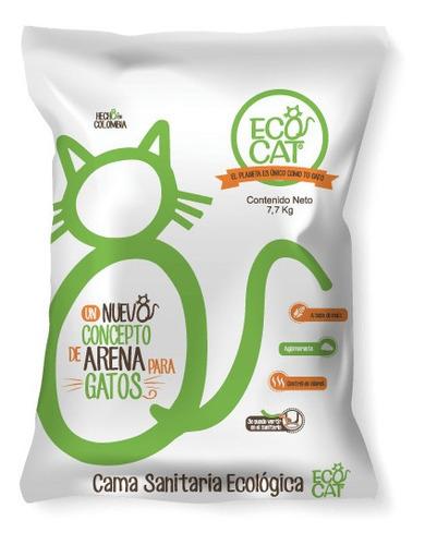 Arena Para Gato  Ecocat 7,7kg