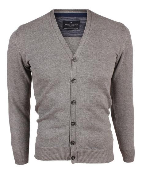Sweater Cardigan Bridgen Hombre Classic Fit Daniel Hechter
