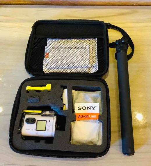 Câmera Sony Action Cam Fdr-x 1000w X