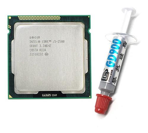 Imagem 1 de 7 de Processador Core I5 2500 3.30ghz 6mb + Pasta Térmica Seringa