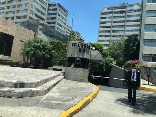 Departamento En Venta Iglesia #2 Tizapan De San Angel, A.o.