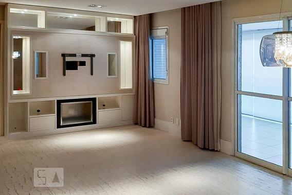 Apartamento À Venda - Chácara Santo Antonio, 2 Quartos, 109 - S893117281