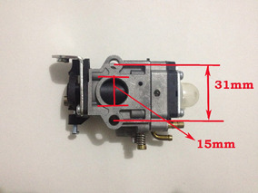 Carburador Roçadeira Briggs Stratton Cc Pro Bx 4300