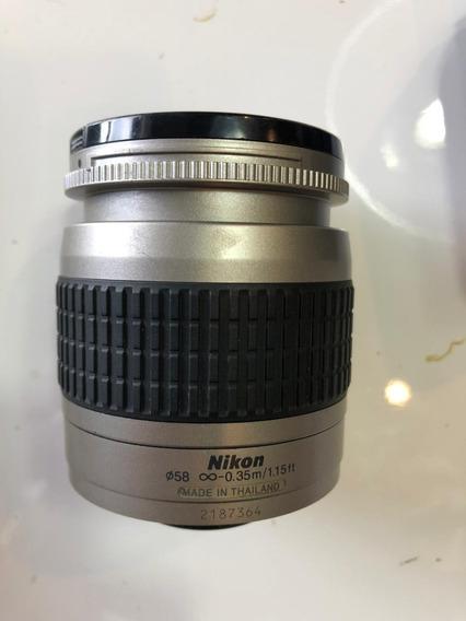 Lente Objetiva Nikon Af Nikkor 28-80mm G Af F/3.3-5.6