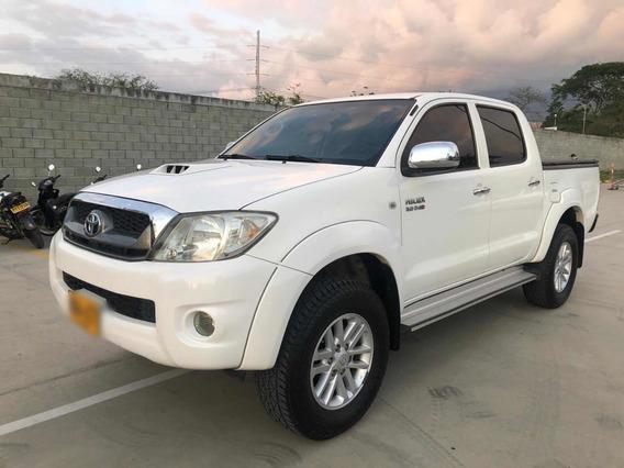 Toyota Hilux Vigo 3.0 Diésel A/t