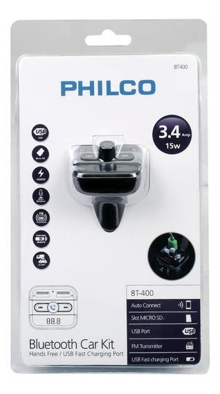 Transmisor Fm Bluetooth | Philco