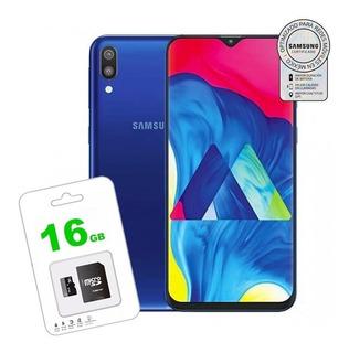 Celular Samsung Galaxy M10 16gb Ram 2g Nuevo + Micro Sd 16gb