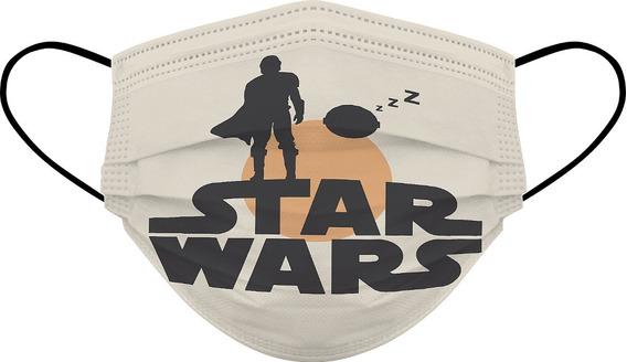 Cubre Bocas Biomsk Star Wars Mandalorian W2 Set De 3 Adulto