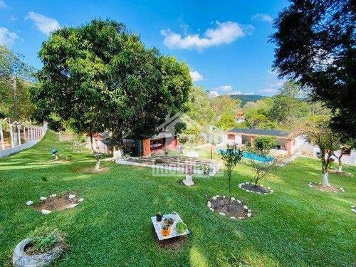 Imagem 1 de 11 de Chácara À Venda, 2200 M² Por R$ 700.000 - Zona Rural - Mairinque/sp - Ch0103