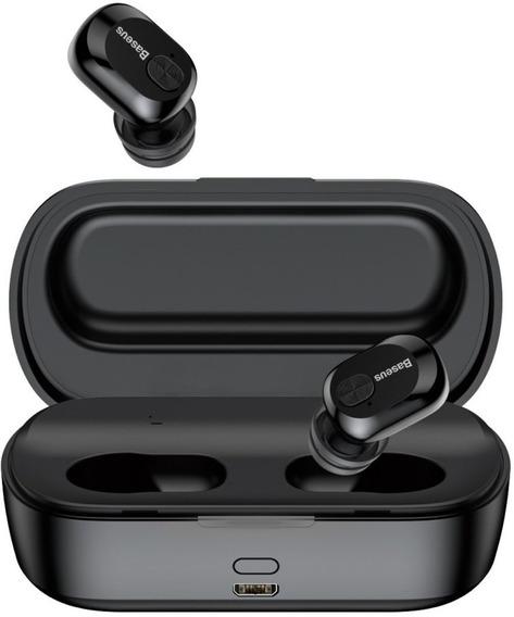 Fone De Ouvido Bluetooth Earphones W01 Baseus Encok Wireless