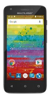 Smartphone Multilaser 5mp + 3mp Quad Core 8gb
