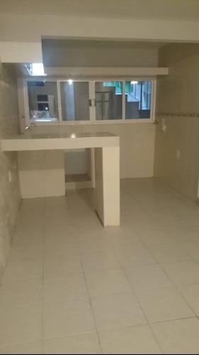 Departamento En Renta Calle 23, Olivar Del Conde 2da Sección