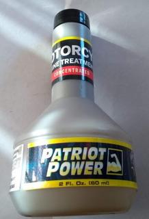 Patriot Power Anti Friccion Mt-10 Para Moto 2fl. Oz.