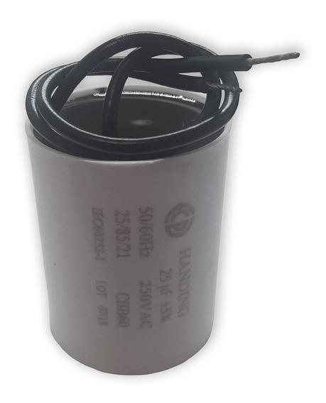 Capacitor De Partida 25uf 250vac 1431 50/60hz