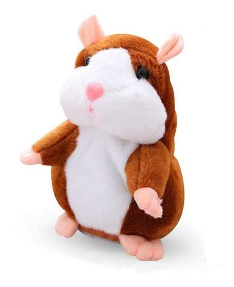 Hamster Falante Divertido Presente Dia Das Crianças