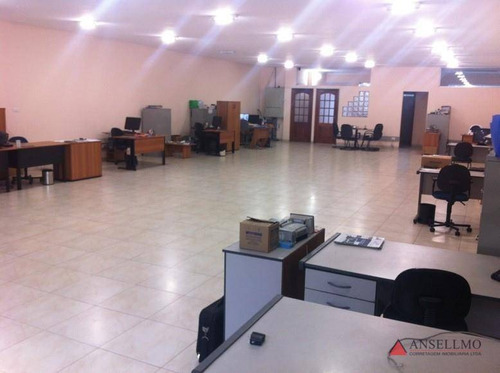 Imagem 1 de 6 de Sala Para Alugar, 240 M² Por R$ 7.000,00/mês - Baeta Neves - São Bernardo Do Campo/sp - Sa0143