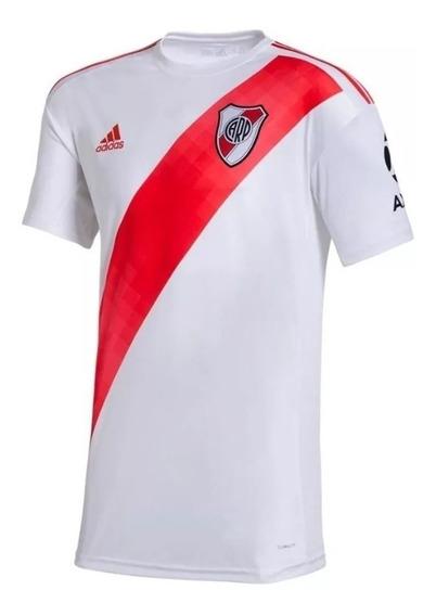 Camisa River Plate Branca Original 2019/20 - Frete Grátis