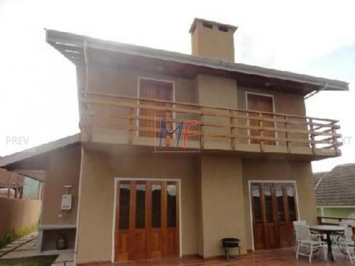 Imagem 1 de 20 de Ref  6060 Casa Nova, Condomínio Fechado Descansópolis Com 3 Suítes E 3 Vagas . - 6060