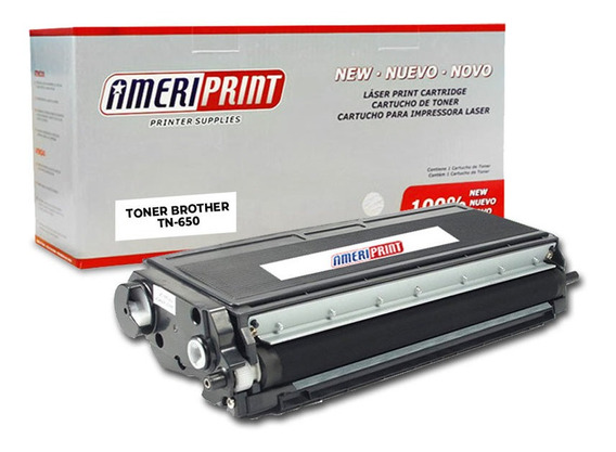 Toner Compatible Brother Tn 650 Hl-5350 5340 5370 8080