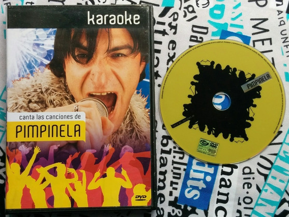 Pimpinela - Karaoke - Dvd Original