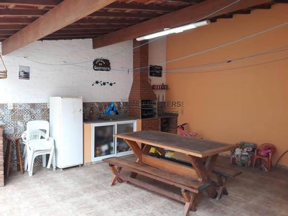 Vende-se Casa No Residencial Jundiaí Ii - Ca01626 - 34491554