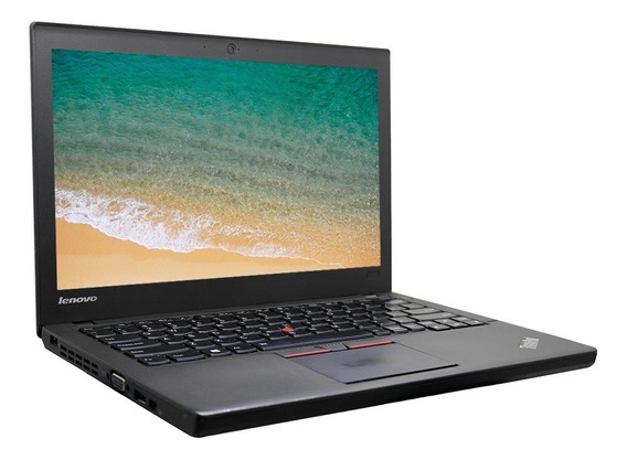 Notebook Lenovo Thinkpad X250 I5 8gb 240gb Ssd - Usado