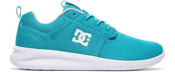 Tennis Zapatilas Dc Shoes Midway Ws Oce Mujer Original