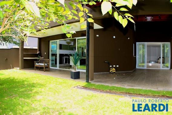 Casa Em Condomínio - Alphaville - Sp - 594861