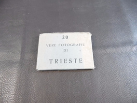 Fotografia Fotos Antigas Embalagem Original - Trieste