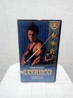 Vhs Filme American Samurai (legendado)