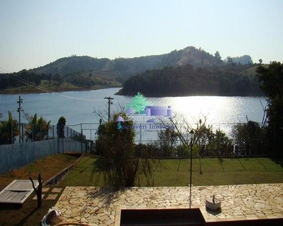 Casa Na Represa Pé Na Água Condomínio Novo Horizonte - Co00312