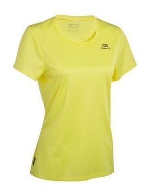 Camiseta Blusa Corrida Feminina Dry Fit Secagem Rápida