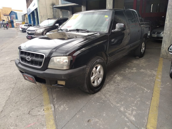 S10 Executive Diesel Ano 2001 Completo