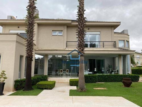 Casa À Venda Em Alphaville - Ca1037