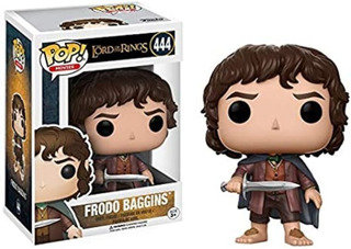 Funko Pop 444 Frodo Baggins The Lord Of The Rings Playking