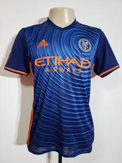 Camisa Oficial Futebol New York City Eua 2016 Away adidas P